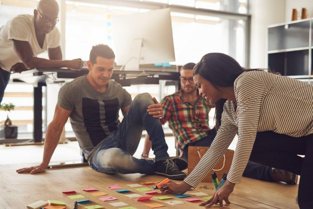 Team Creativity and Brainstorming