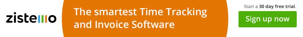 Zistemo - Invoicing software