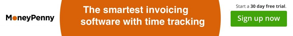 Smart Invoice Software with time tracking
