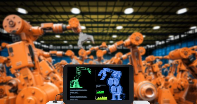 Automation and Robots in Industry 4.0