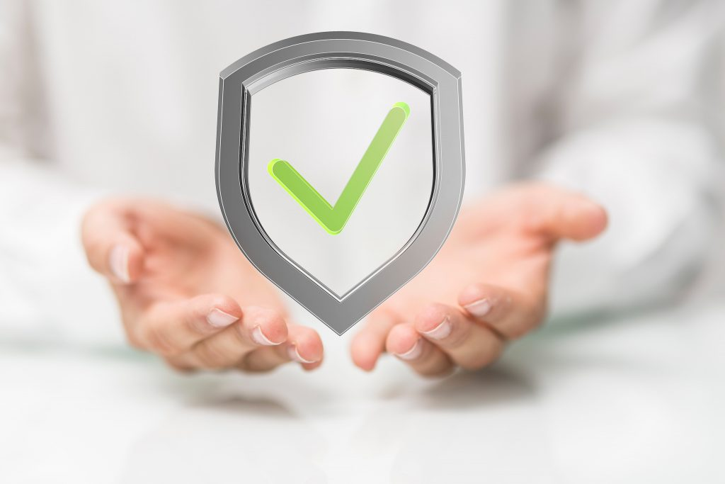 Protect the security of your business data