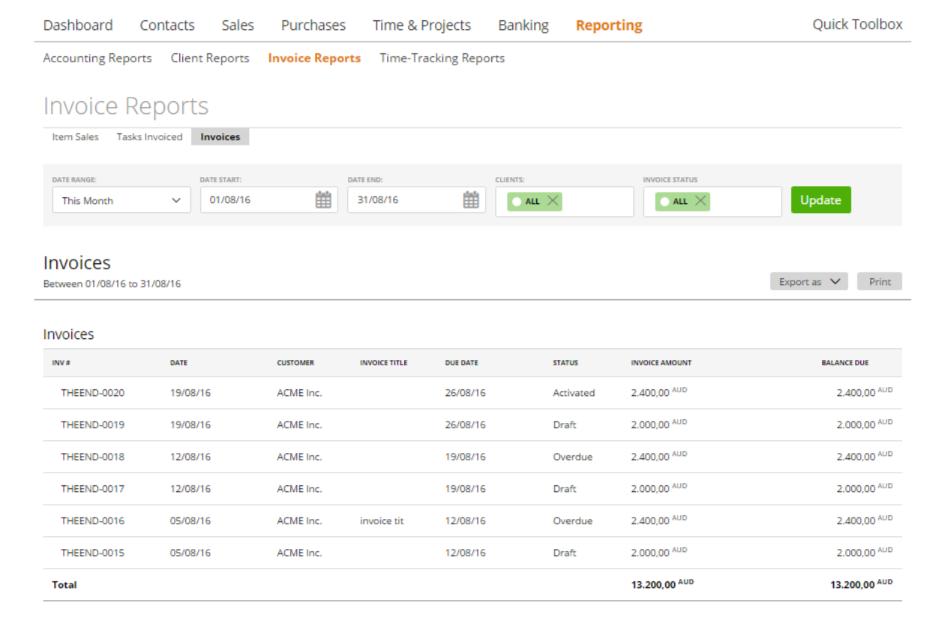 Invoice-report1